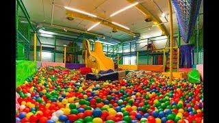 Alvin Kids Pool Fun Play Ball Pit & Having Fun Playing to Basket ball Pit - Bermain Mandi Bola