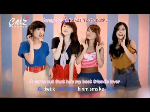 Cherrybelle - Dilema MV [Subbed by deJeer] .mp4