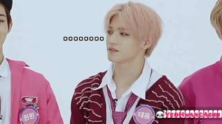 NCT Taeyong hates cringey things (funny)