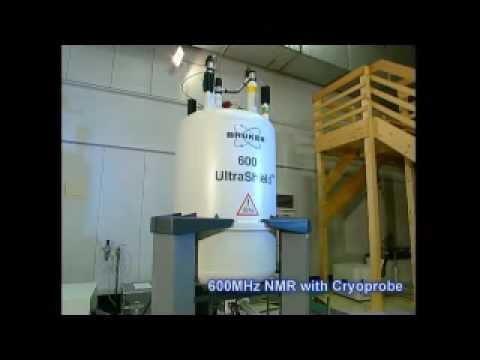 NRPGM Core facilities introduction  - D5High-Field Nuclear Magnetic Resonance Center
