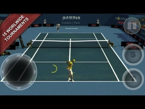 Tennis Game For Android