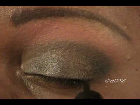 MAC's Gray Smokey Eye Video