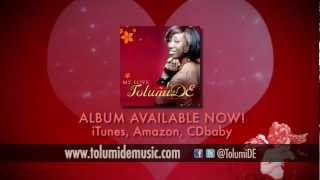 TolumiDE 'My Love' Album Available on iTunes & Amazon