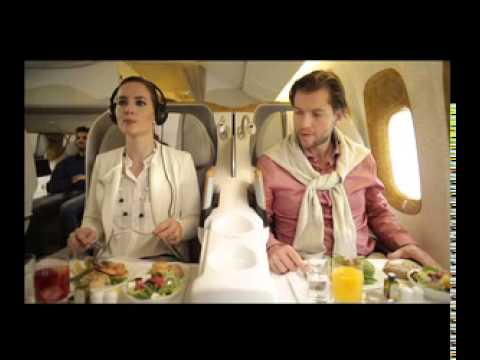 Business Class I Emirates