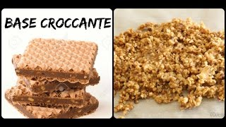 Base croccante (con wafer)