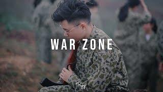 """War Zone"" - Angry Trap Beat | Free New Rap Hip Hop Instrumental Music 2018 | Rae #Instrumentals"