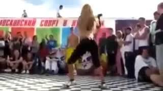 TECKTONIK GIRL DANCE