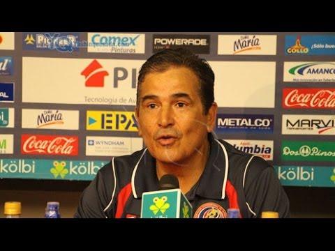 Se defendió Jorge Luis: Pinto se sacudió de los cuestionamiento por dar a conocer una lista de 30