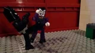 the batman legacy ep 34 batman beyond return of the joker minimates lego stopmotion video