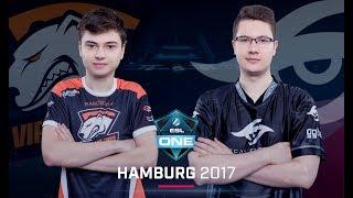 Dota 2 - Virtus.pro vs. Team Secret - Game 2 - Grand Final - ESL One Hamburg Major 2017