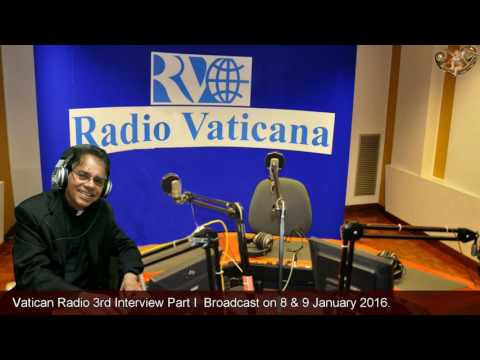 Aramaic Project-58. Vatican Radio. Dr. Joseph Palackal's 3rd Interview in full