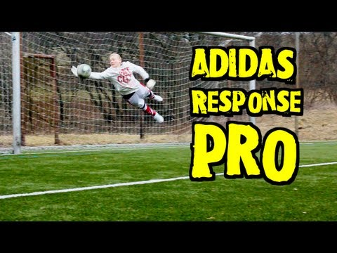 Testing Adidas Response Pro 2012 Torwarthandschuhe | Goalkeeper Gloves Review | freekickerz