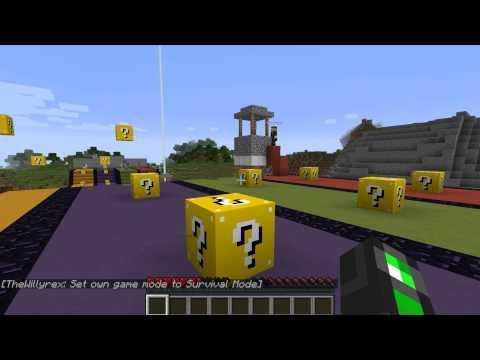 Nuevos Retos!! - Lucky Block's C willyrex - Minecraft - Staxxcraft video