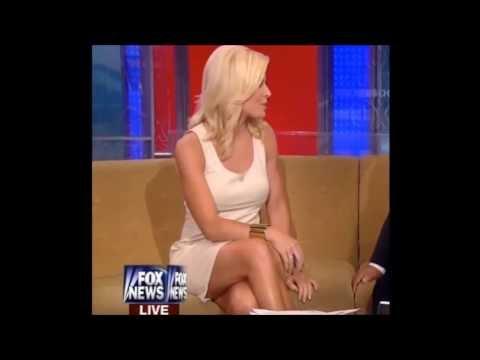 Anna Kooiman fine Fox News Babe with great legs