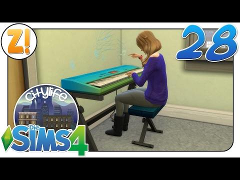 Sims 4 [Citylife Challenge]: Katzenjammer #28 | Let's Play [DEUTSCH]