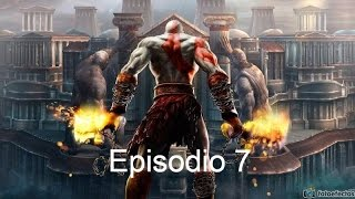 God of War III Remastered PS4 - Heracles VS Kratos EP 7