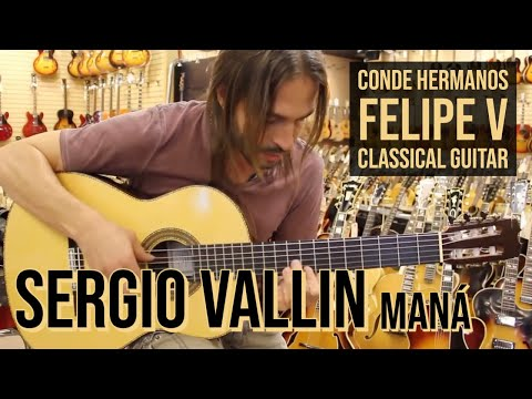 Sergio Vallin - Classic Guitar Song