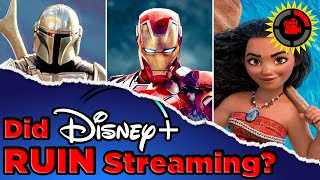 Film Theory: How Disney+ is DESTROYING Streaming