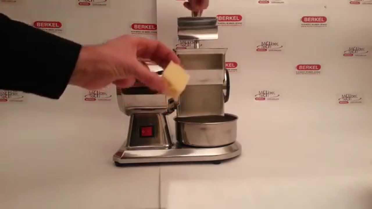 Grattugia per formaggio elettrica