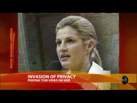ERIN ANDREWS: Nude Video of ESPN Reporter | CONTROVERSIAL!