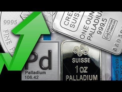 Palladium Rising