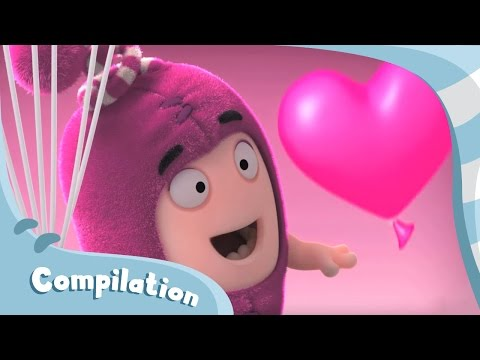 Oddbods | Happy Valentine's Day!