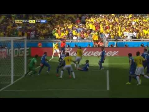 Colombia Greece 2014 World Cup Full Game BBC