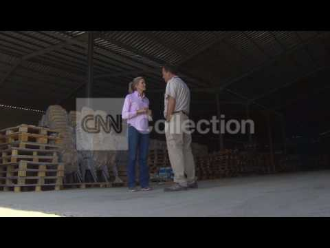 IRAQ:UN GETTING TONS OF AID FOR DISPLACED PEOPLE