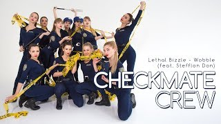 Lethal Bizzle -  Wobble (feat  Stefflon Don) choreo by Veronika Shakhray (CheckMate Crew)