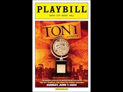 2009 Tony Awards - Complete