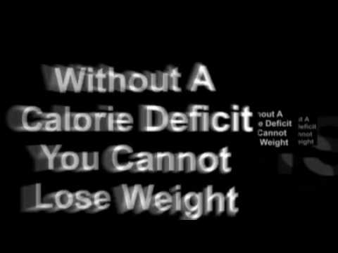 How Many Calories Should I Eat (to LOSE weight, GAIN weight, or STAY THE SAME)?