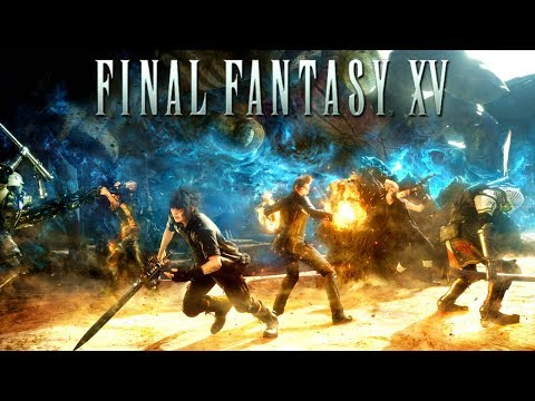 FINAL FANTASY XV - Character Swap Trailer @ 1080p HD ✔