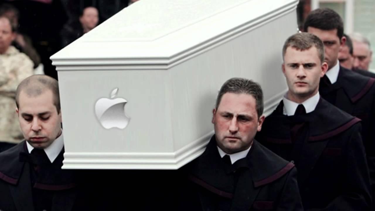 Steve Jobs Funeral - YouTube