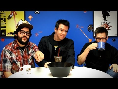 Table Talk: Horse Meat, Time Travel, And Steve's Fears video