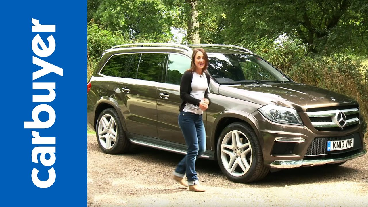 Mercedes gl class suv 2013 review carbuyer youtube for Mercedes benz gl class luxury suv