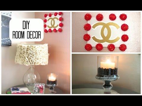 DIY Room Decor! Cute & Simple!