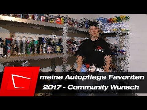 Autopflege Favoriten Juni 2017 - meine Lieblingsprodukte - Anfänger Set - Community Wunsch