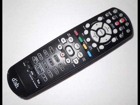 Program Hopper Joey Dish Network Remote 40 UHF Vizio TV DVD AUX Samsung LG