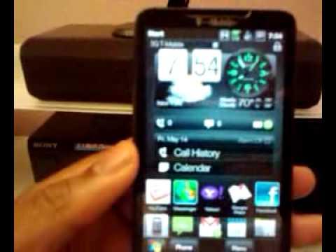 HTC HD2 TMOBILE USA (español)