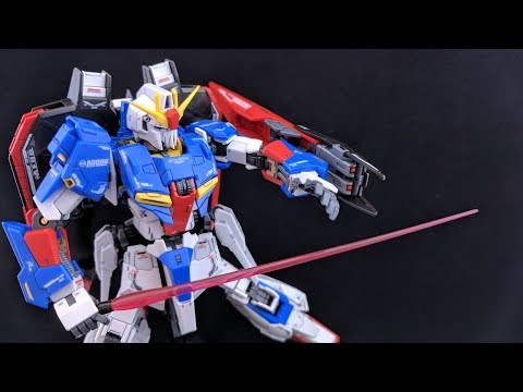 Gunpla Reviews - Real Grade Zeta Gundam