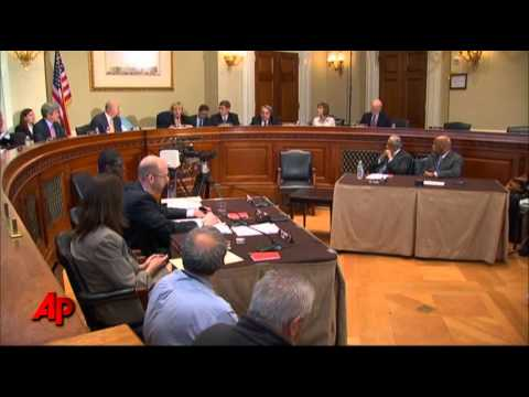 Ethics Committee Recommends Censure for Rangel