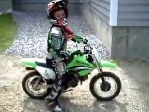 4 And 5 Year Olds On Dirt Bikes year old dirt bike rider