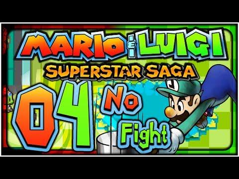 M&L SUPERSTAR SAGA (NO FIGHT CHALLENGE) - #04 - Die etwas andere Art, Mamella zu besiegen | Simon