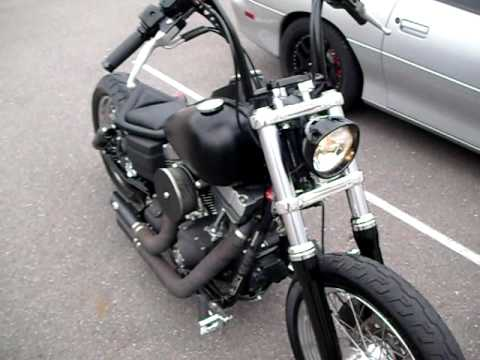 Harley Davidson Street Bob build Video