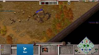 Magic (Hades) v Mor (Oranos) - Age of Mythology: The Titans