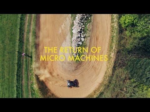 The Return Of Micro Machines
