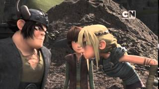 DreamWorks Dragons: Defenders of Berk - A Tale of Two Dragons (Preview) Clip 2