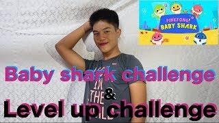 【フィリピン】これが本場のおかまダンス!?/Baby shark challenge & Level up challenge