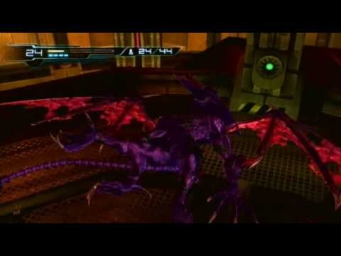 Metroid: Other M - Boss 5: Ridley