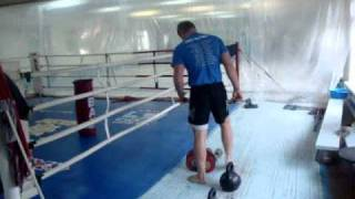 Тренировка Александра Шлеменко. Sports.ru